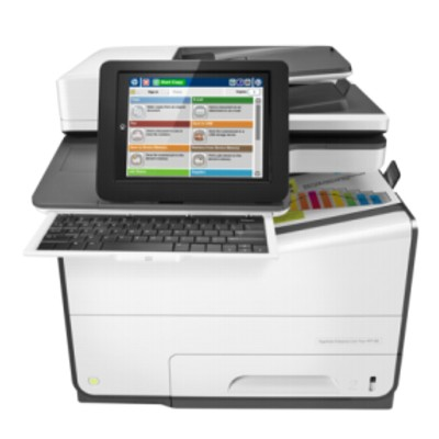 HP PageWide Enterprise 586 Z Flow
