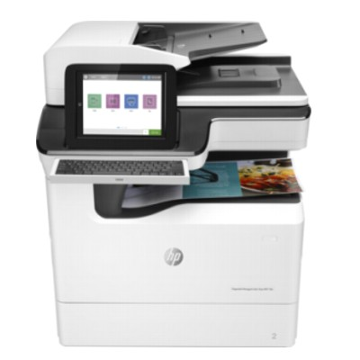 HP PageWide Enterprise Color Flow MFP 785 F