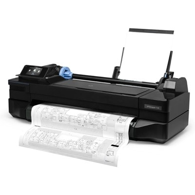 HP Designjet T120 ePrinter Series