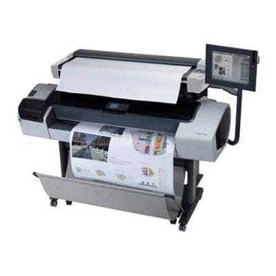 HP Designjet T1200 HD Series