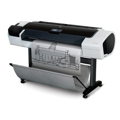HP Designjet T1200 Series