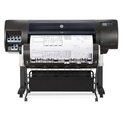 HP Designjet T7200 Series