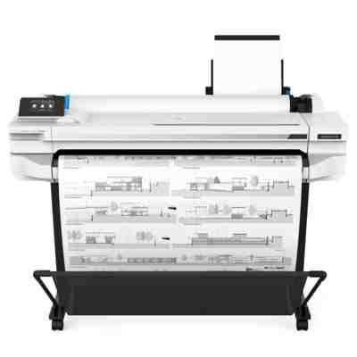 HP Designjet T530 Series