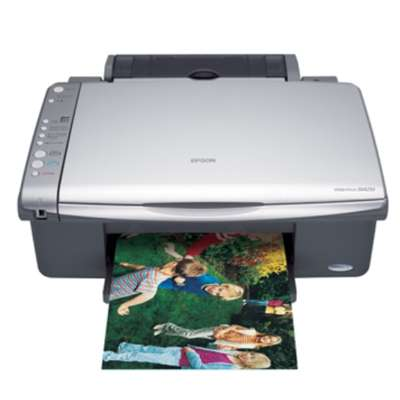 Epson Stylus DX3850