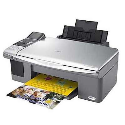 Epson Stylus DX6000