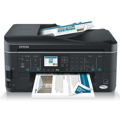 Epson Stylus Office BX625 FWD