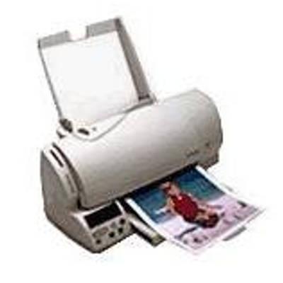 Lexmark ColorJetPrinter 5770