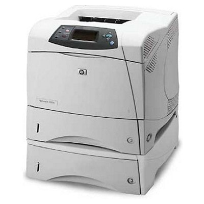 HP LaserJet 4300 Series