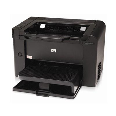HP LaserJet Pro P1600 Printer series