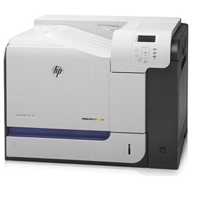 HP LaserJet Enterprise 500 color M551 Series