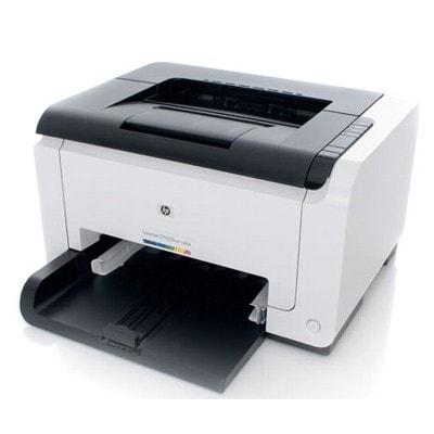 HP LaserJet Pro CP1020 Color Printer Series