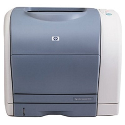 HP Color LaserJet 1500 Series