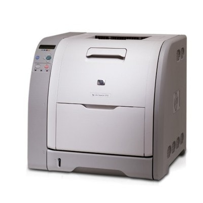 HP Color LaserJet 3700 Series