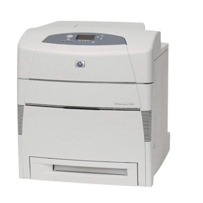 HP Color LaserJet 5500 Series