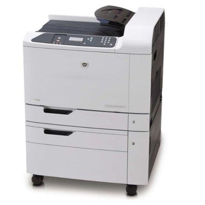 HP Color LaserJet CP6015 Series