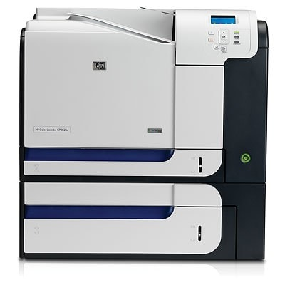 HP Color LaserJet CP3525 X
