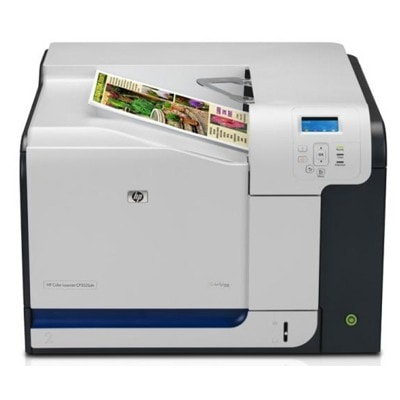 HP Color LaserJet CP3525 DN