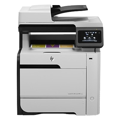 HP LaserJet Pro 300 Color MFP M375 NW MFP
