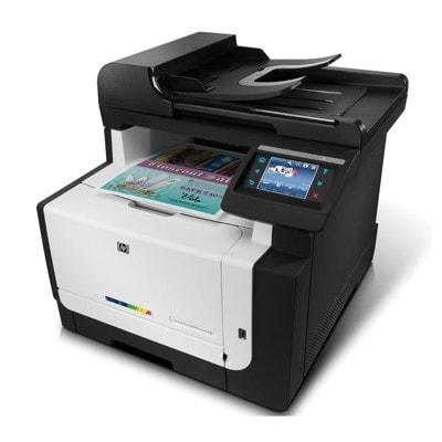 HP LaserJet Pro CM1415 FN