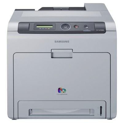 Samsung CLP-670 ND