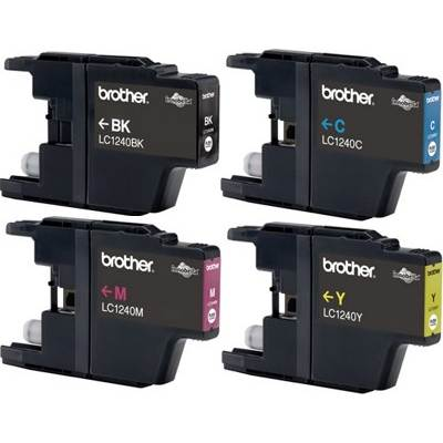 Brother LC-1240 CMYK