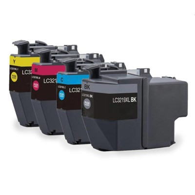 Brother LC-3219 CMYK