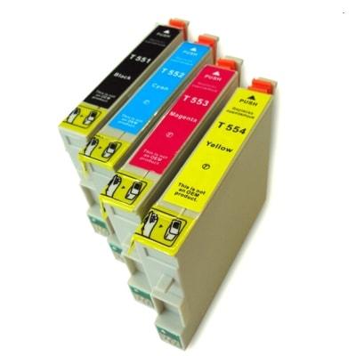 Epson T0551-T0555