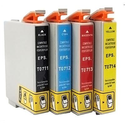 Epson T0711-T0715