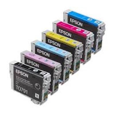 Epson T0791-T0796
