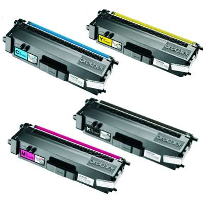Brother TN-320 CMYK