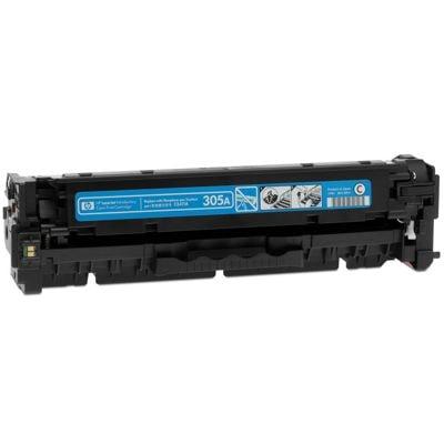 Regeneracja toner 305A do HP (CE411A) (Błękitny)