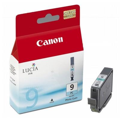 Tusz oryginalny PGI-9 PC do Canon (1038B001) (Błękitny Foto)