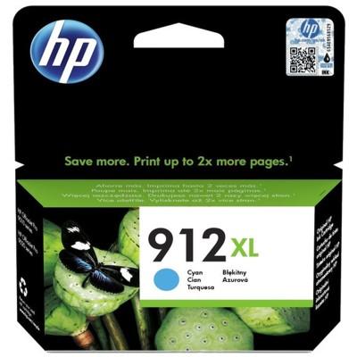 Tusz oryginalny 912 XL do HP (3YL81AE) (Błękitny)