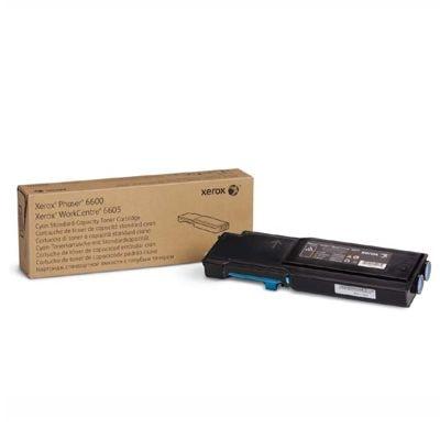 Toner oryginalny 6600/6605 do Xerox (106R02249) (Błękitny)