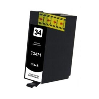 Tusz zamiennik 34xl do Epson (T3471) (Czarny)