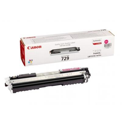 Toner oryginalny CRG-729 M do Canon (4368B002) (Purpurowy)