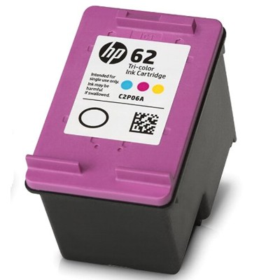 Regeneracja tusz 62 do HP (C2P06AE) (Kolorowy)