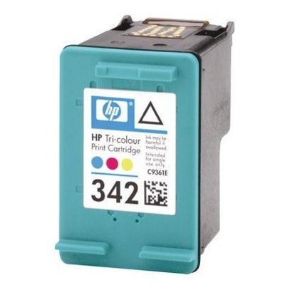 Regeneracja tusz 342 do HP (C9361EE) (Kolorowy)