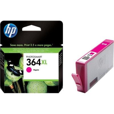 Tusz oryginalny 364 XL do HP (CB324EE) (Purpurowy)