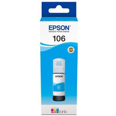 Tusz oryginalny 106 do Epson (C13T00R240) (Błękitny)