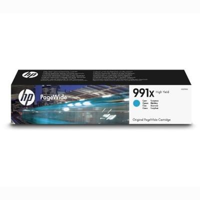 Tusz oryginalny 991X do HP (M0J90AE) (Błękitny)