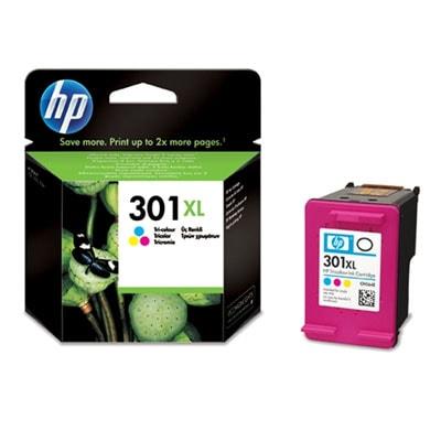 Tusz oryginalny 301 XL do HP (CH564EE) (Kolorowy)