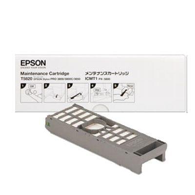 Zestaw konserwacyjny oryginalny T5820 do Epson (C13T582000)