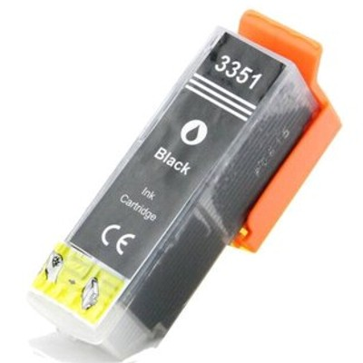 Tusz zamiennik T3351 do Epson (C13T33514010) (Czarny)