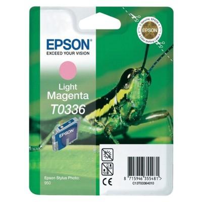 Tusz oryginalny T0336 do Epson (C13T03364010) (Jasny purpurowy)