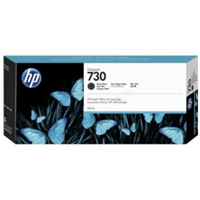 Tusz oryginalny 730 do HP (P2V71A) (Czarny matowy)