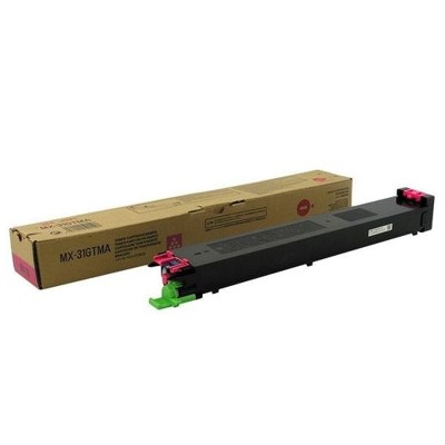 Toner oryginalny MX-31GTMA do Sharp (MX31GTMA) (Purpurowy)