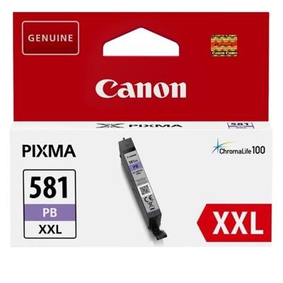 Tusz oryginalny CLI-581 XXL PB do Canon (1999C001) (Niebieski Foto)