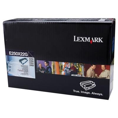 Bęben oryginalny E250X22G do Lexmark (E250X22G) (Czarny)