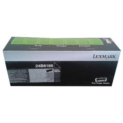 Toner oryginalny 3150 do Lexmark (24B6186) (Czarny)
